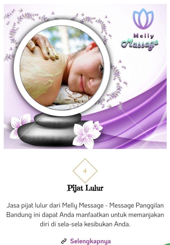 Pijat Panggilan Bandung Murah 0857-2223-8856 Melly Massage Bandung