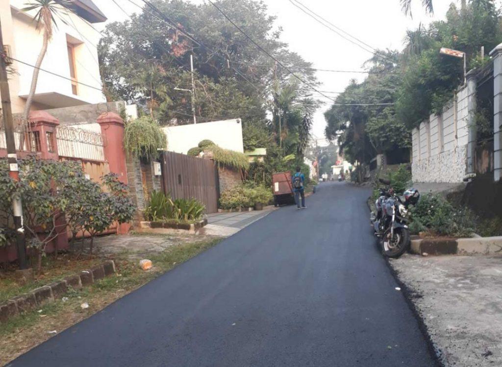 Jasa Aspal Jalan Jakarta, jasa pengaspalan murah cepat terpercaya melayani se jabodetabek