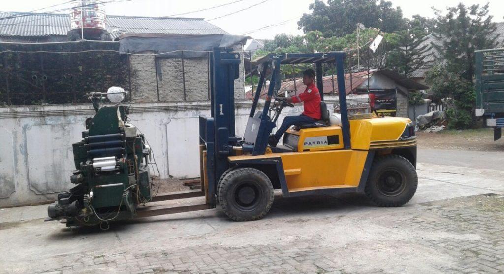 Sewa Forklift Bitung