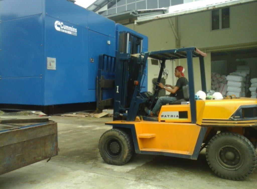 Sewa Forklift Kragilan