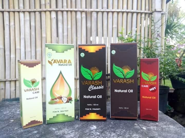 Minyak Varash Hadir di Balaraja, Tangerang, Banten