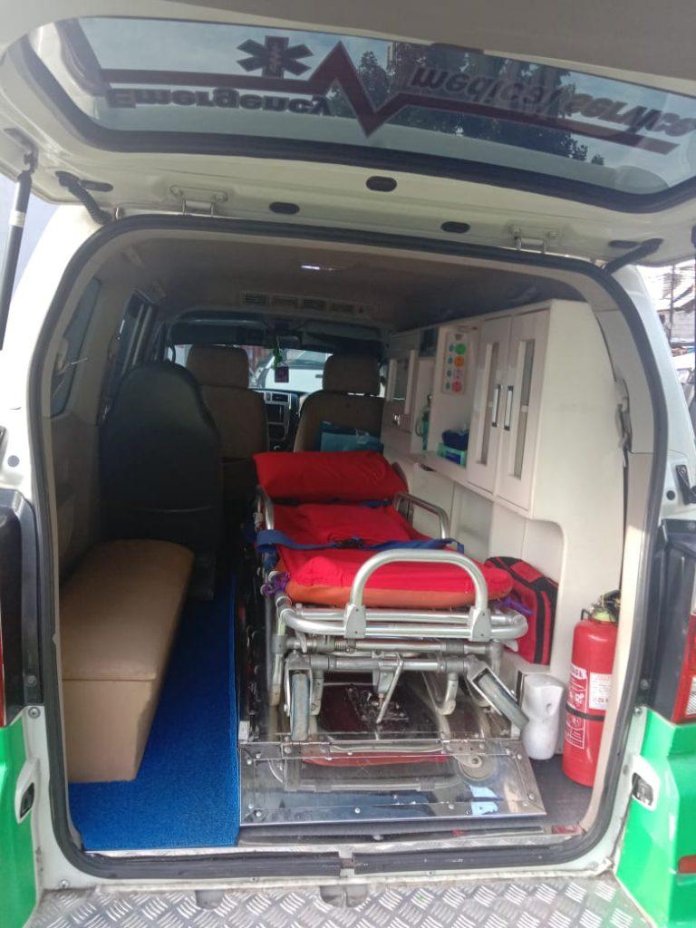 Jasa Sewa Mobil Ambulance Jakarta Pusat 24 Jam Hubungi 0812-8695-4760 Untuk Pasien dan Jenazah