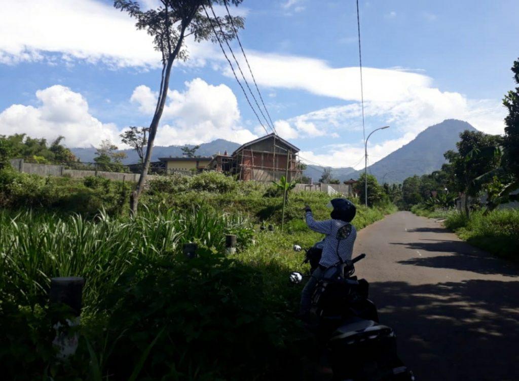 Di jual tanah view pegunungan Panderman di Kota Batu - 082331053188