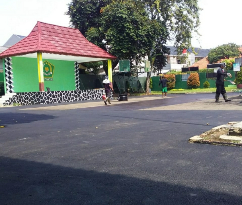 Jasa Pengaspalan Jalan dan Halaman Kantor Jakarta