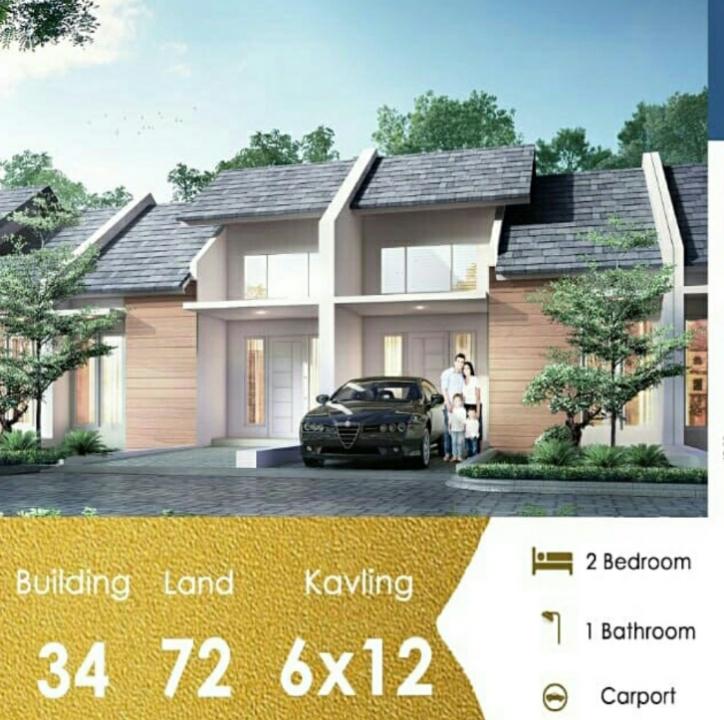 Rumah dekat Surabaya - Taman Pondok Legi