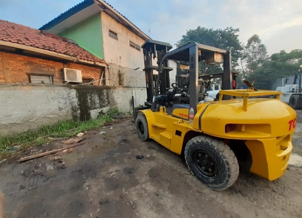 Rental Forklift Purwakarta