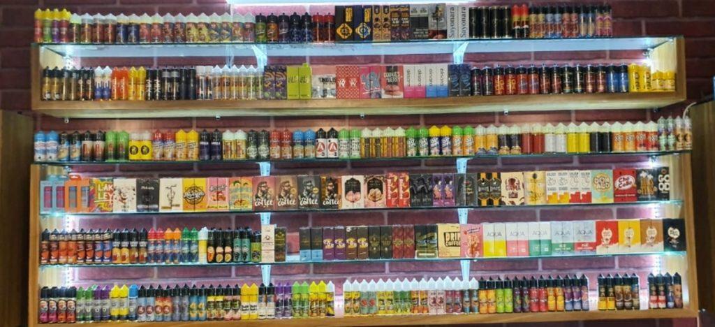 Bee Vape Store Sidoarjo Jual kebutuhan Penikmat Ngebul