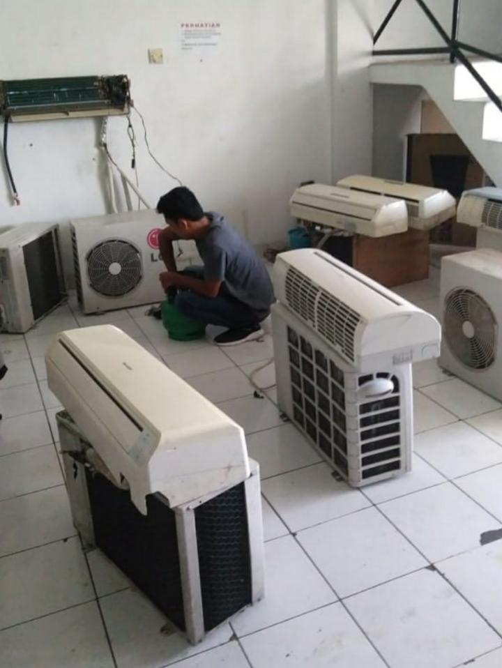 Jasa Service Ac Medan Johor 24 Jam
