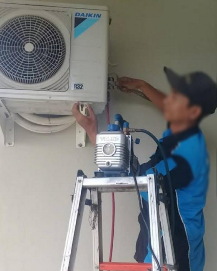 Jasa Service Ac Serpong Tangerang Selatan