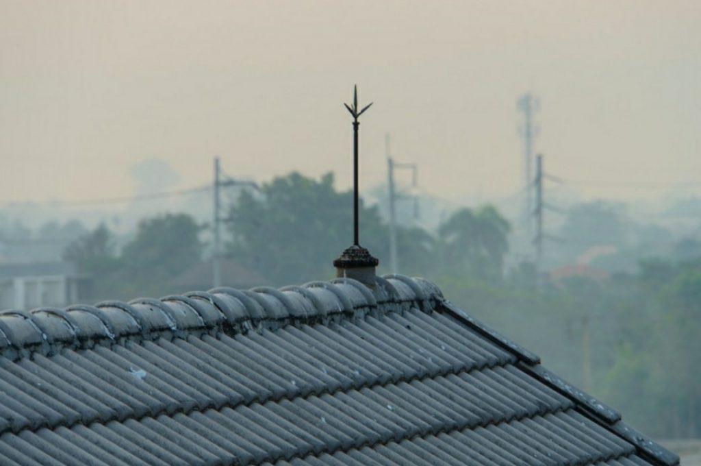 Jasa Pemasangan Antena TV, Parabola dan Penangkal Petir
