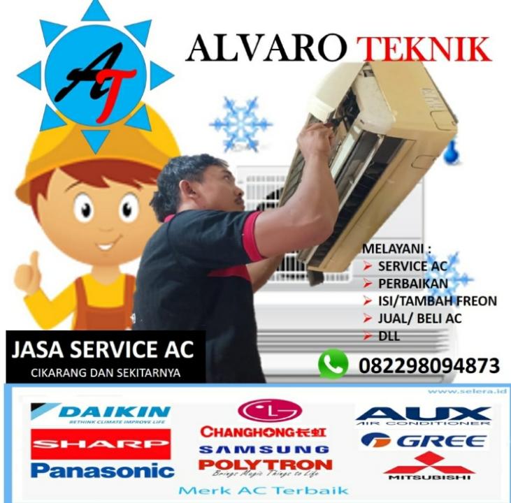 Jasa Service Ac Cikarang 24 Jam