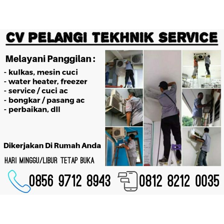 Service Ac Panggilan Cibubur