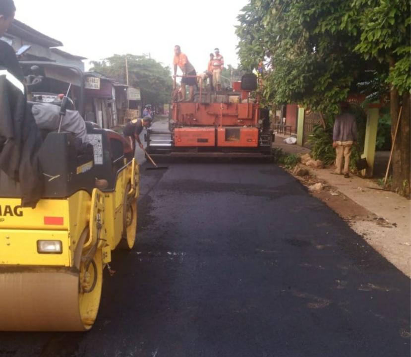 Jasa Pengaspalan Jalan Jabodetabek, murah cepat terpercaya - Naura Aspal Hotmix