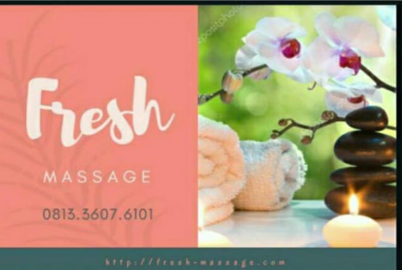 Fresh Massage Pijat Panggilan Pekanbaru
