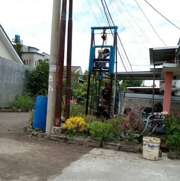 Jasa Pengeboran Air Bandung Jawa barat