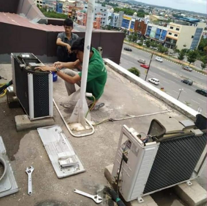 service AC dan Elektronik murah Batam
