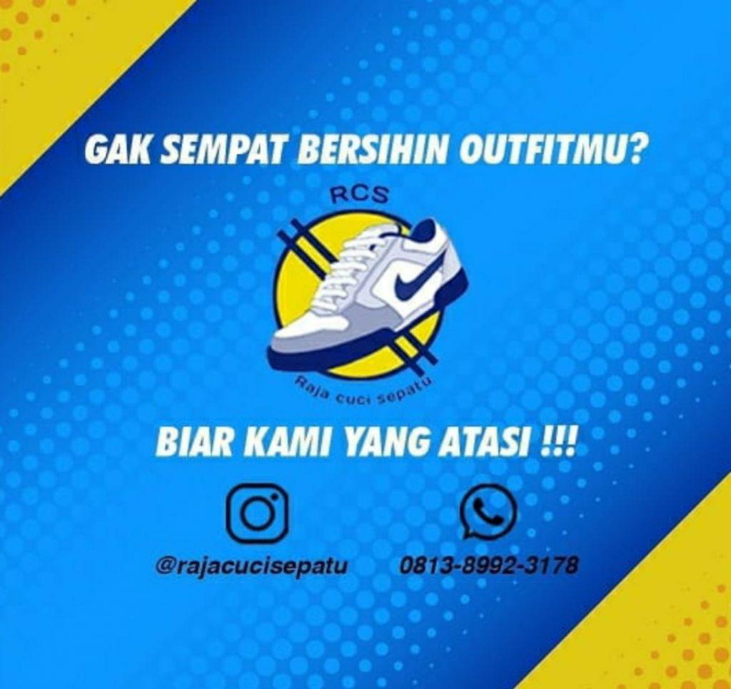 Jasa Cuci Sepatu, Cuci Helm, Topi, Tas dan Koper Terbaik di Jakarta Utara