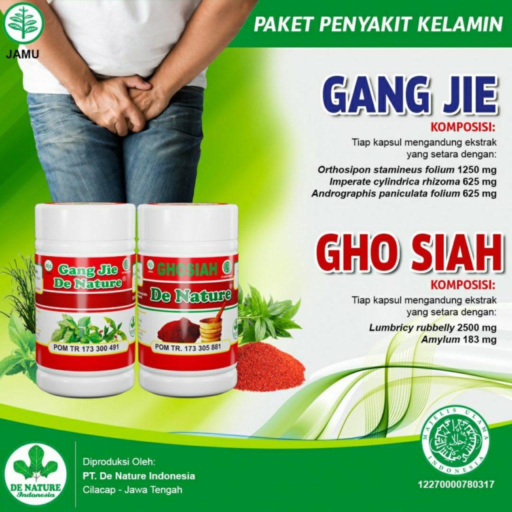 Jual Obat Sipilis Area Jakarta Gang Jie dan Gho Siah De Nature Bisa COD