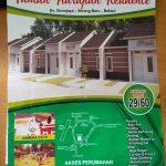 Dijual Rumah Subsidi Perumahan Taman Harapan Residence Bekasi