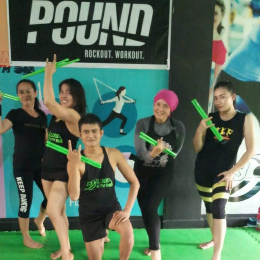 Pound fit Riau