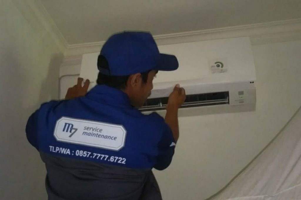 M7 Bali Jasa Service dan Maintenance Melayani Service Pasang dan Perbaiki Ac